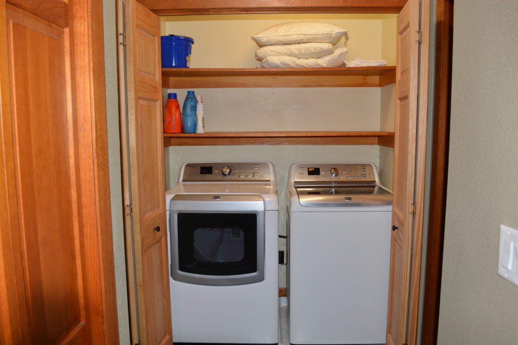 Main Level Laundry