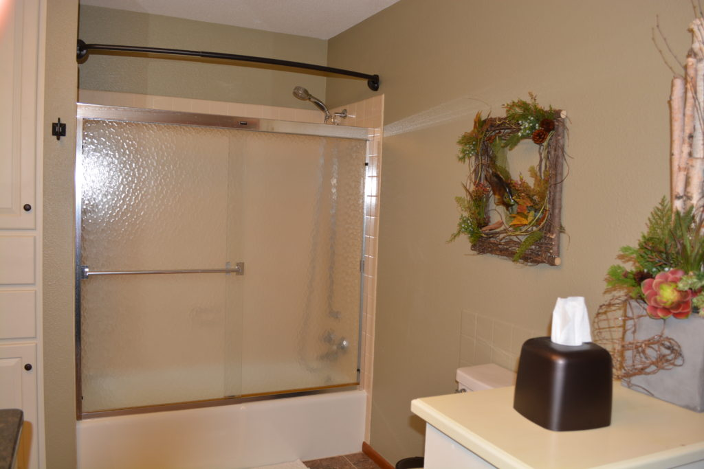 Main Level Shower