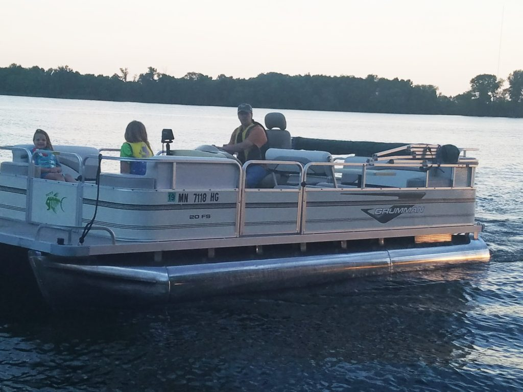 Pontoon Rental 2